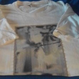White WESC shirt